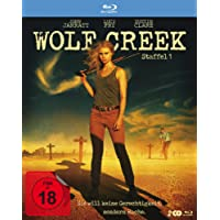 Wolf Creek - Staffel 1 [Blu-ray]