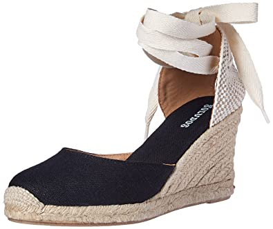 ba00aab013e Soludos Women's Tall Wedge (90mm) Sandal