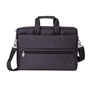 dc9d6063f5 RivaCase 8630 Bag for 15.6-inch Laptop (Black) - Buy RivaCase 8630 Bag for  15.6-inch Laptop (Black) Online at Low Price in India - Amazon.in