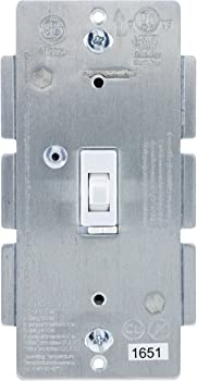 GE Z-Wave 100W Single Indoor Light Switch
