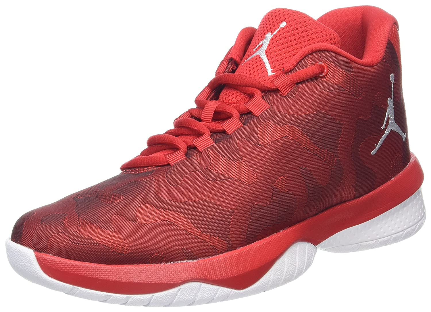 Nike Jungen Jordan B. Fly BG Basketballschuhe Rot (University Red/White) 36.5 EU 881446