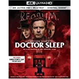 Doctor Sleep (Blu-ray + Digital + 4K Ultra HD)
