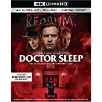 Doctor Sleep (Blu-ray + Digital + 4K Ultra HD)