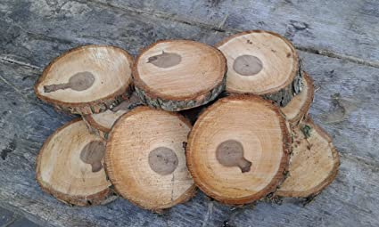 Sweieoni Holzscheiben 150 St/ück Holz Quadrate Scheiben Baumscheiben Holzpl/ättchen Holz-Quadrate Holzpl/ättchen zum Basteln Quadrat Holz Holz Platten Holz zum Basteln f/ür DIY Malen Handwerk 3 cm, 5 cm
