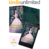 Love Blossoms and Handsome Lords - 16 Book Box Set: Sweet Regency Romance