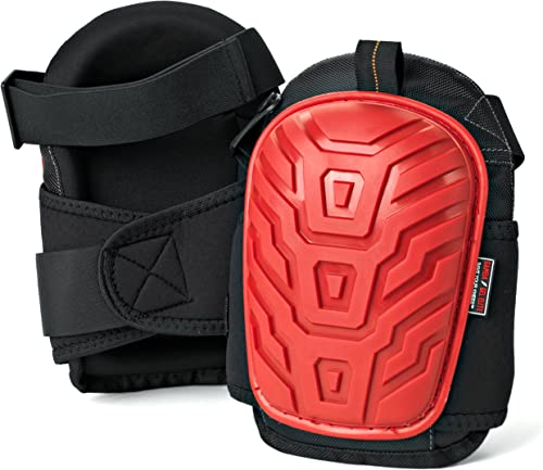 SAVE YOUR KNEES – Gel Elite Knee Pads For Work & Gardening