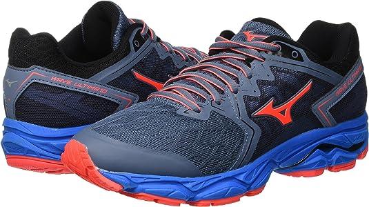 Mizuno Wave Ultima 10, Zapatillas de Running para Mujer, Azul ...