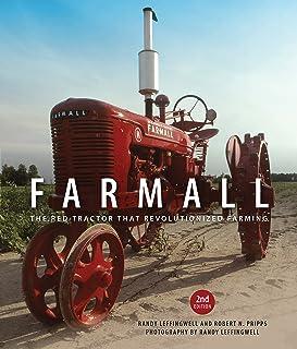 red tractors 1958 2013 the authoritative guide to farmall rh amazon com  John Deere Snow Blower Manuals