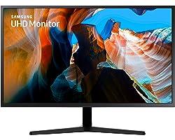 """Samsung LU32J590UQNXZ 32"""" 4K UHD 60Hz Monitor"""