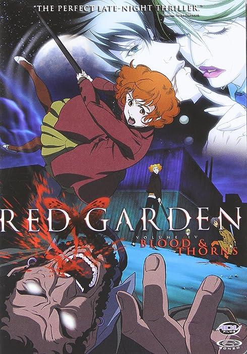 Top 8 Red Garden Anime