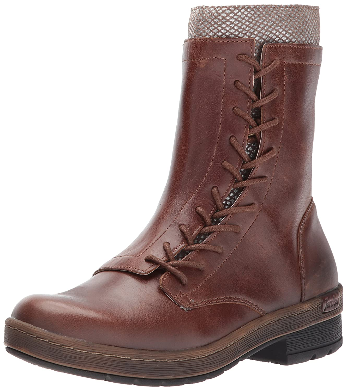 Jambu Women's Chestnut Water Resistant Winter Boot B06XNW8K5F 7 B(M) US|Antique Brown
