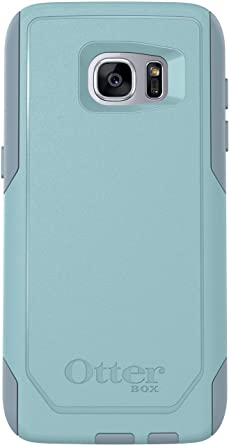 info for 71881 7b3ef OtterBox Commuter Series Case Compatible with Samsung Galaxy S7 Edge -  Non-Retail Packaging - Bahama Way
