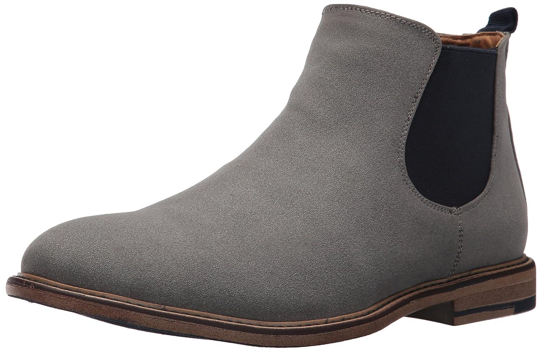 Madden Men's M-Graye Chelsea Boot B073JT38Q7 9 B(M) US|Light Grey Suede