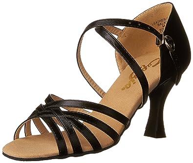 b3af46d43ef9 Capezio Social Dance - Rosa 2.5 quot  Heel - Size 5M