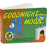 Kids Preferred Keepsake Board Book – Goodnight Moon – Safe and Asthma Friendly