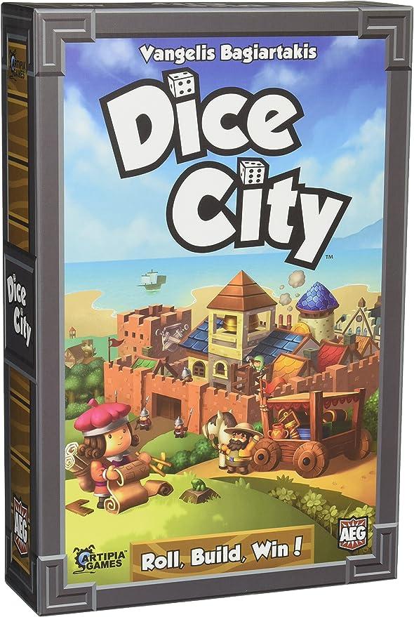 Alderac Entertainment Group Inc. Dice City: Amazon.es: Juguetes y ...