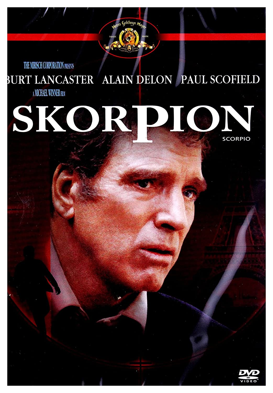 Scorpio Region 2 Audio español. Subtítulos en español: Amazon.es: Burt Lancaster, Alain Delon, Paul Scofield, John Colicos, Gayle Hunnicutt, J.D. Cannon, ...