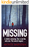 Missing: A gripping serial killer thriller