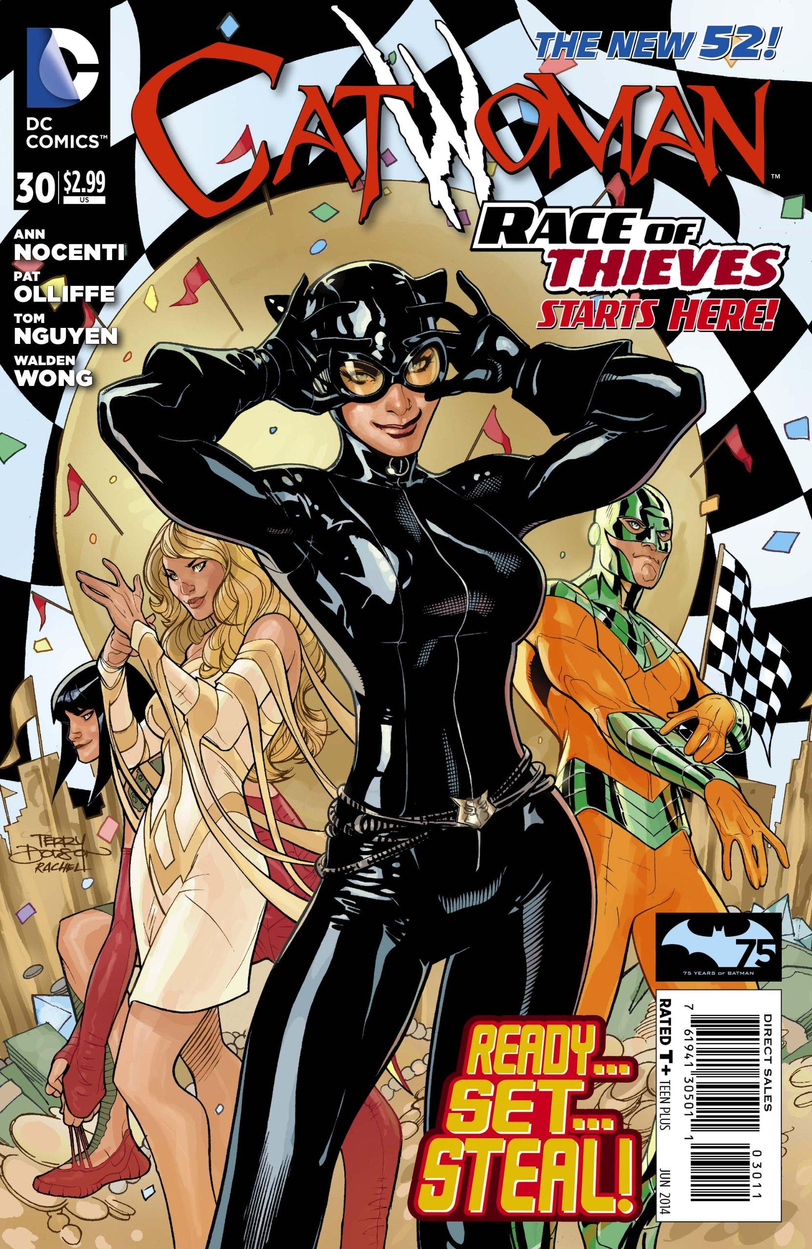Catwoman #30 PDF