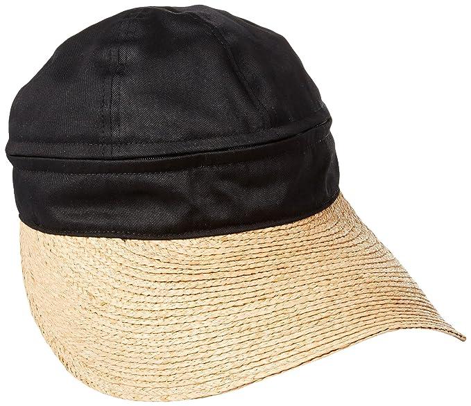 b0acd8f2d88 Gottex Women s Regatta Zip Off Crown Convertible Sun Cap with Large Peak  Visor