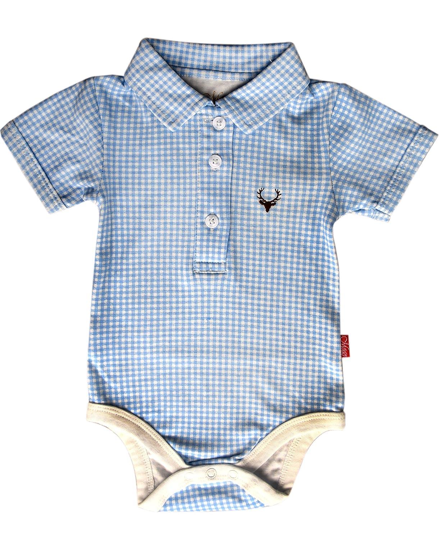 Mogo. cc - Body da bambino a maniche corte in cotone 2255