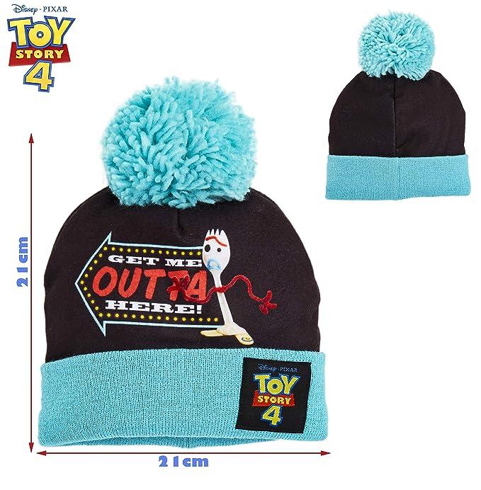 Toy Story 4 Gorro y Guantes Para Niño Niña Con Personaje ...