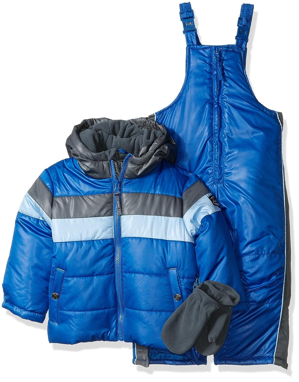 Rothschild boys Toddler Boys Stripe Snowsuit 26494-F6