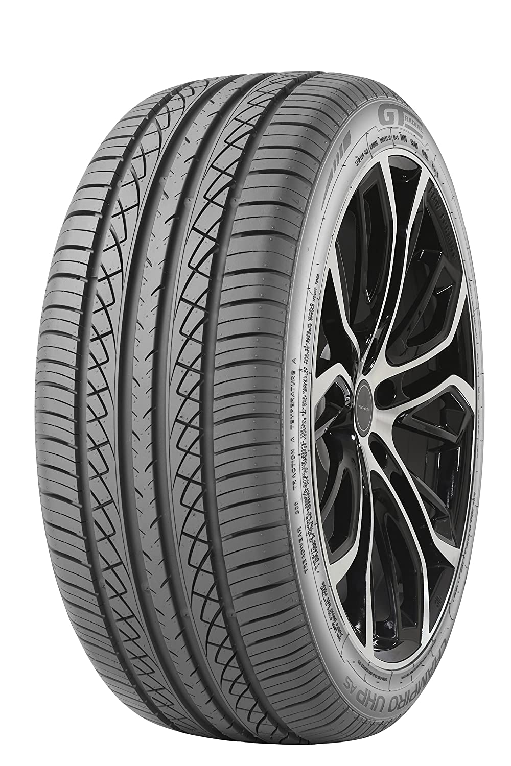 Gt Radial Tires >> Gt Radial Champiro Uhpas Performance Radial Tire 225 50zr17 94w