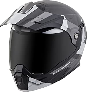 Scorpion EXO-AT950 Cold Weather W/Dual Pane Shield Bike Motorcycle Helmet