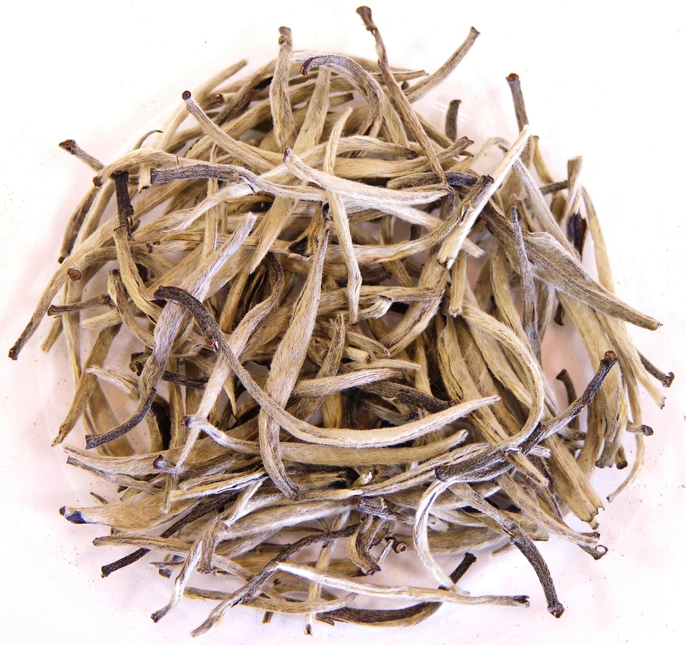 Adam's Peak Loose Leaf White Tea (4oz) by Darlene's Tea Port (Image #1)