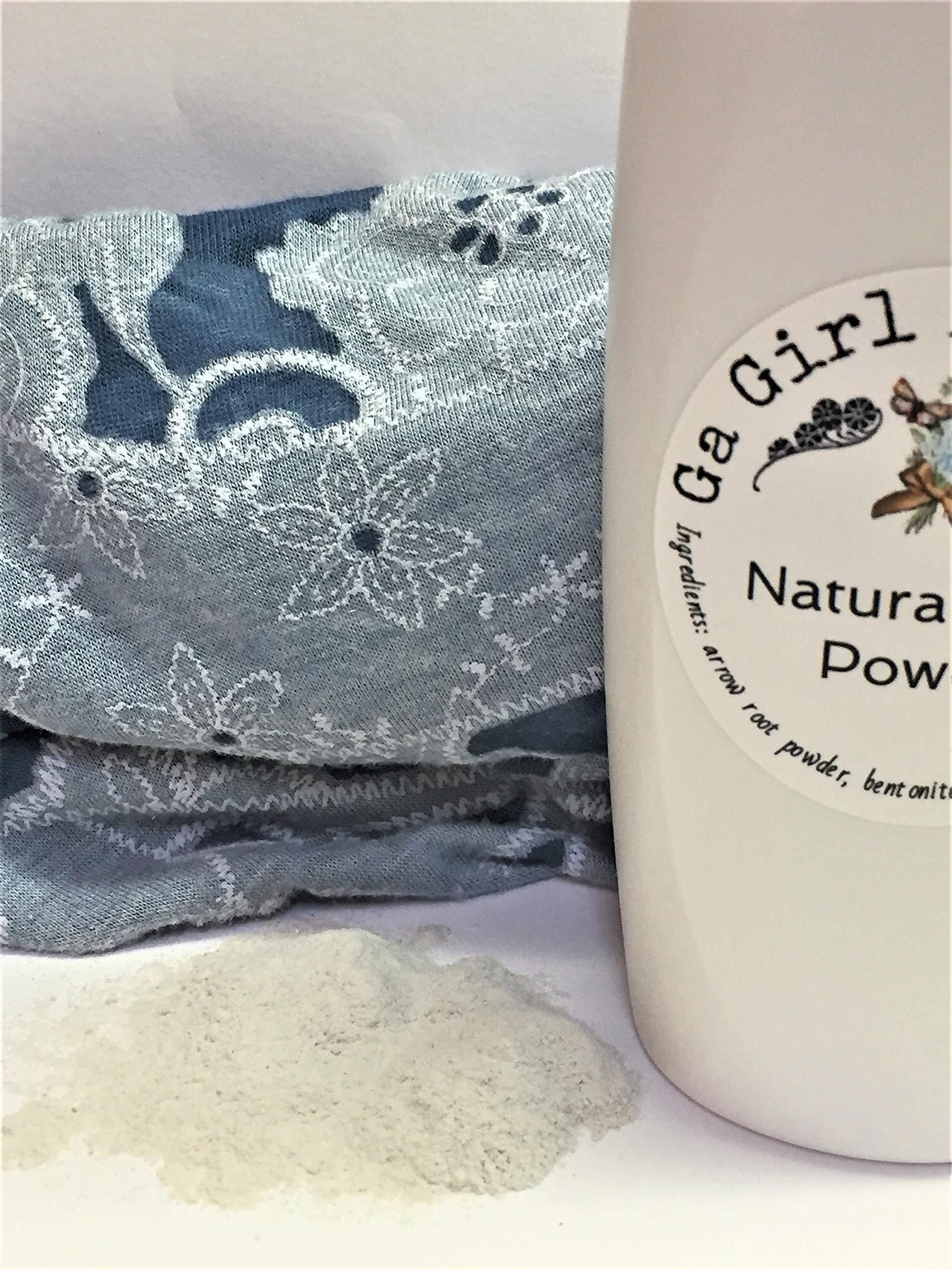 Viva La Juicy Type Natural Deodorizing Body Powder, Dusting Powder, Perfume Body Powder, Talc Free
