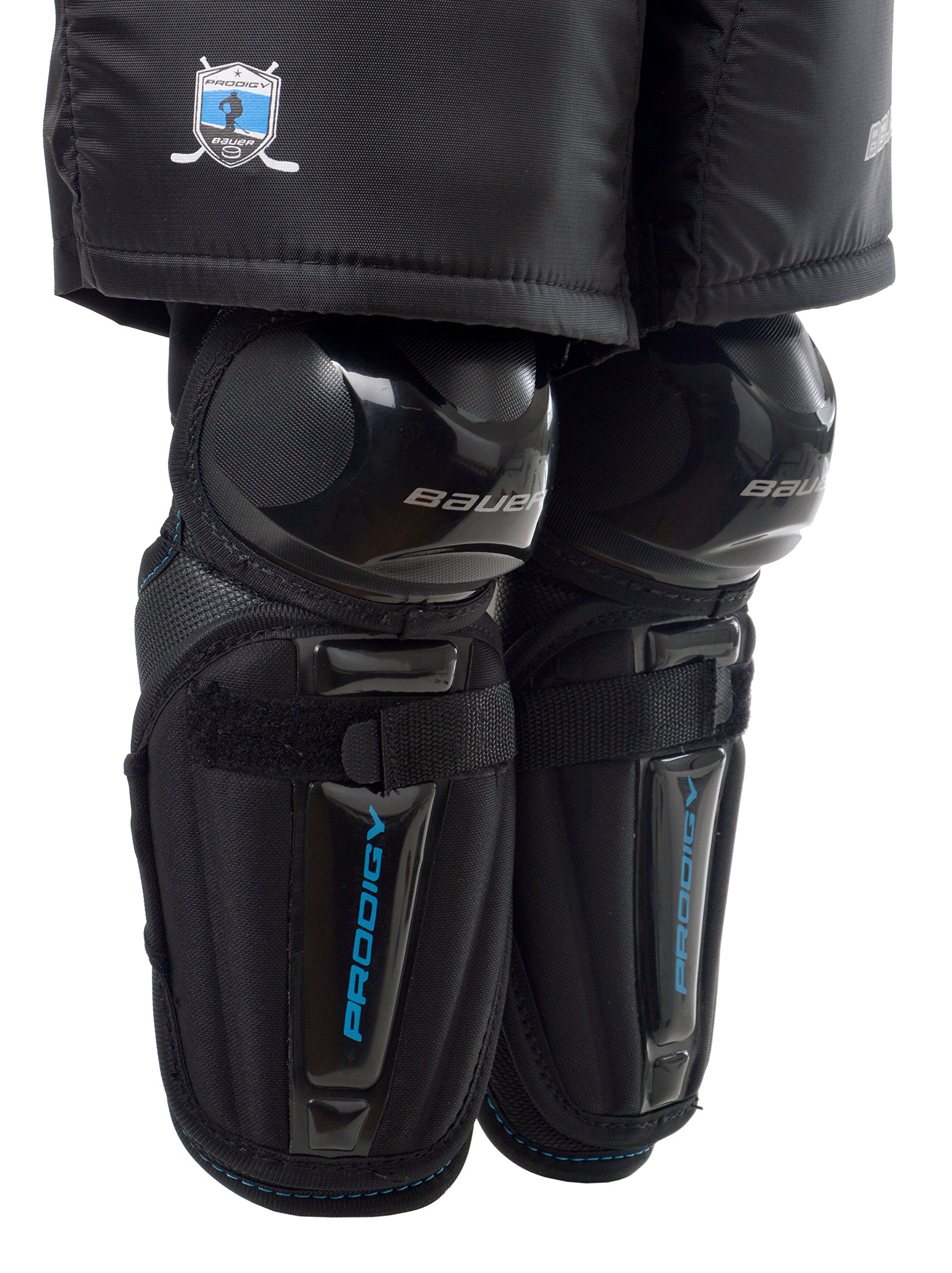 Bauer Prodigy Bottom - YTH Black, Large by Bauer (Image #4)
