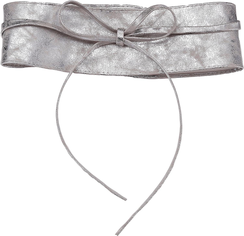 KRISP Mujeres Cinturones de Encaje Anchos Vestido Cordón Boho