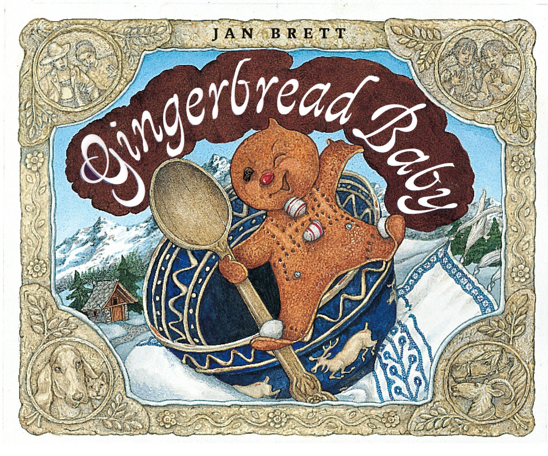 Read Online Gingerbread Baby ebook