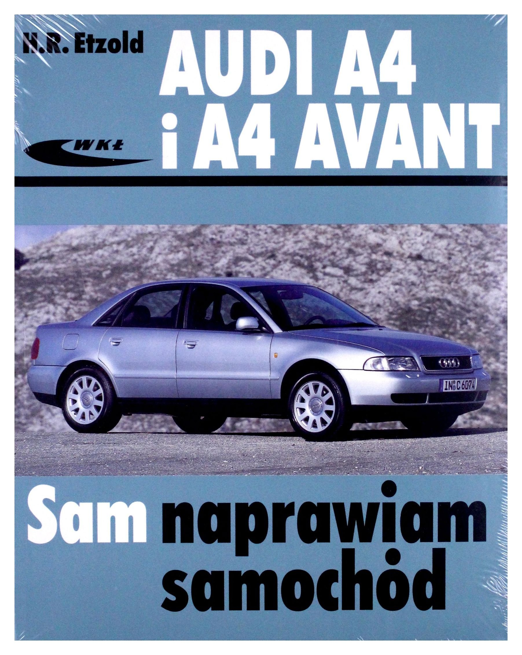 Audi A4 i A4 Avant Amazon Hans Rudiger Etzold Fremdsprachige