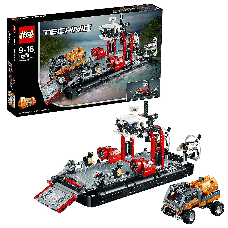 LEGO Technic - Equipo de Primera Respuesta (42075)