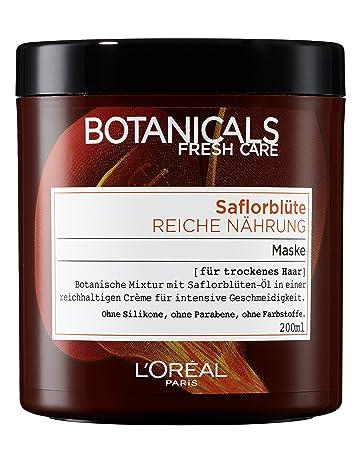 botanicals tiefenpflegende haarmaske fresh care saflorblà te reiche