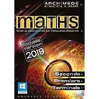 MATHS - Archimède Excellium 2019 pour Windows (XP, 7, 8, 10)