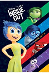 Inside Out Junior Novel (Disney Junior Novel (ebook)) Kindle Edition