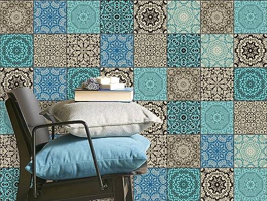 Opinioni per piastrelle murali adesive mosaico stickers da