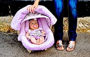 Carseat Canopy - The Whole Caboodle 5PC set - Baby Infant Car Seat Cover with complete  sc 1 st  Amazon.com & Amazon.com: Carseat Canopy - The Whole Caboodle 5PC set - Baby ...