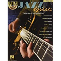 Guitar Play-Along Volume 44: Jazz Greats