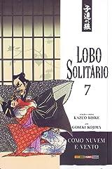 Lobo Solitário - Volume 7 Capa comum