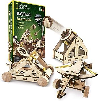 Da Vinci Construction Models