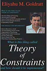 Theory of Constraints Kindle Edition
