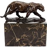 Panther im Laufen (1904) - signiert Rembrandt Bugatti - Tierskulptur aus Bronze - Kunst online kaufen - Panther Skulptur - Bronzefigur