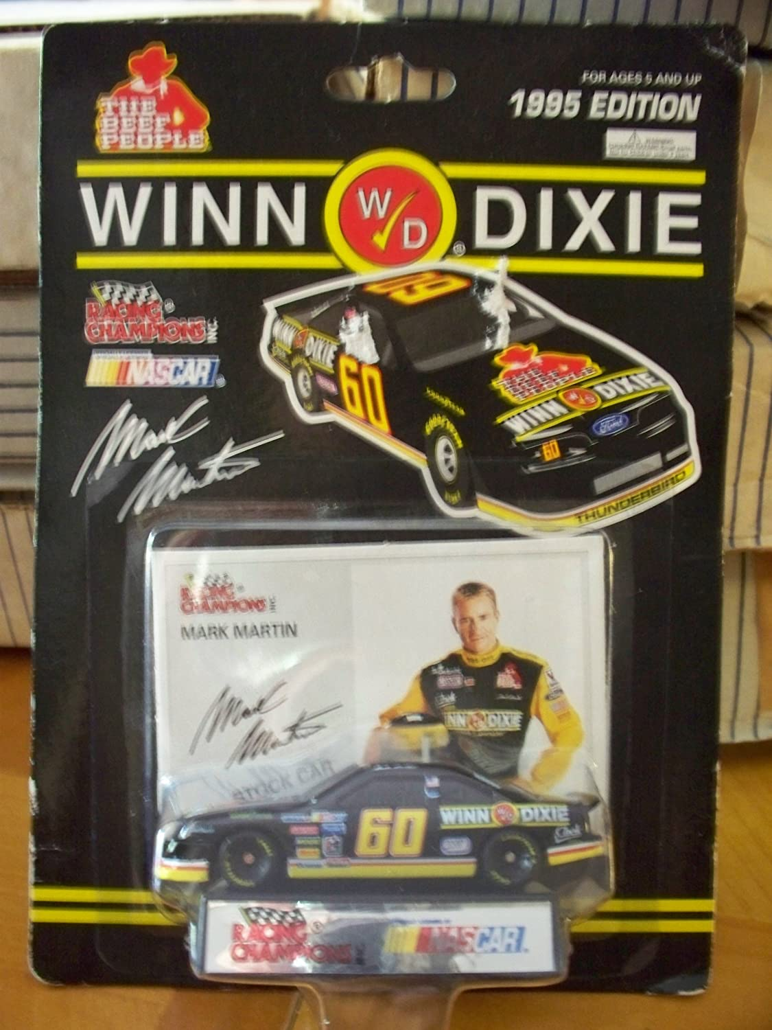 Review of winn dixie free appliances - Amazon Com Winn Dixie Racing Champions Mark Martin Stock Car Toys Games