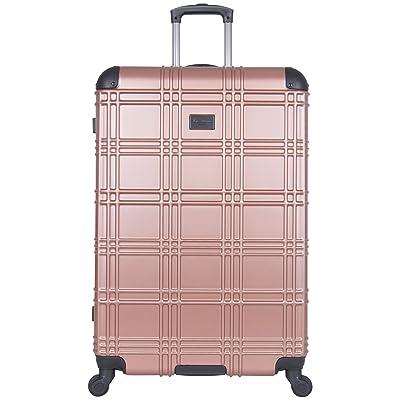 """Ben Sherman Luggage Nottingham 28"""" Embossed PAP 4-Wheel Luggage"""