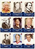 2011 In The Game Canadiana 100-Card Blue Parallel