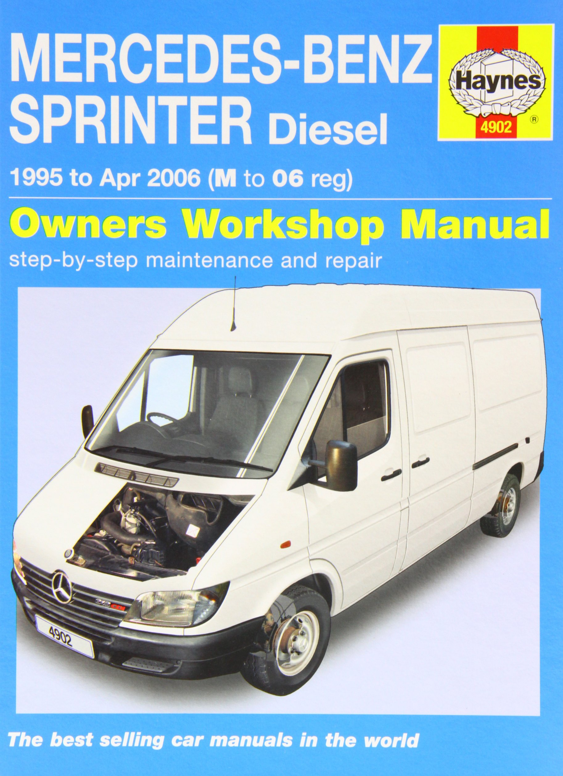 Mercedes-Benz Sprinter (95-06) M to 06 (Haynes Service and Repair Manuals):  Pete Gill: 9781844259021: Amazon.com: Books